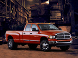 Pictures of Dodge Ram 3500 2004–06