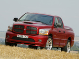 Pictures of Dodge Ram SRT10 Quad Cab 2005–06