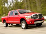 Pictures of Dodge Ram 2500 Mega Cab 2006–09