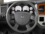 Pictures of Dodge Ram 3500 Quad Cab 2006–09