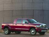 Pictures of Dodge Ram 3500 Mega Cab 2006–09