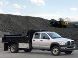 Pictures of Dodge Ram 4500 Chassis Quad Cab 2007–09