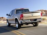 Pictures of Ram 1500 Laramie Crew Cab 2008