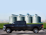 Pictures of Ram 3500 Heavy Duty Crew Cab 2009