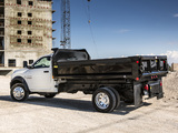 Pictures of Ram 5500 Tradesman Chassis Cab 2012