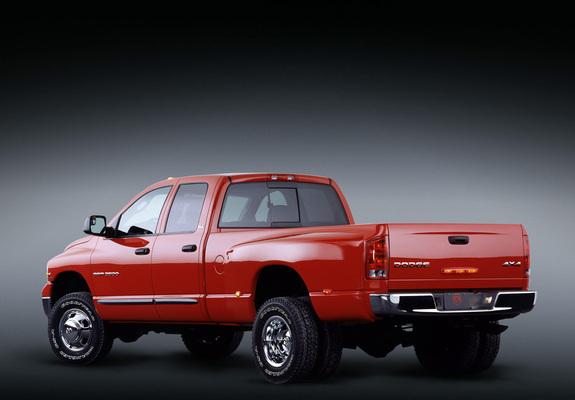 Dodge Ram 3500 2004 06 Wallpapers