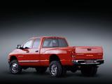 Dodge Ram 3500 2004–06 wallpapers