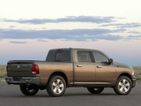 Ram 1500 Lone Star Crew Cab 2008–12 wallpapers