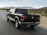 Ram 2500 Laramie Mega Cab 2012 wallpapers