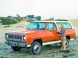 Dodge Ramcharger 1974 images