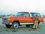Dodge Ramcharger 1974 wallpapers