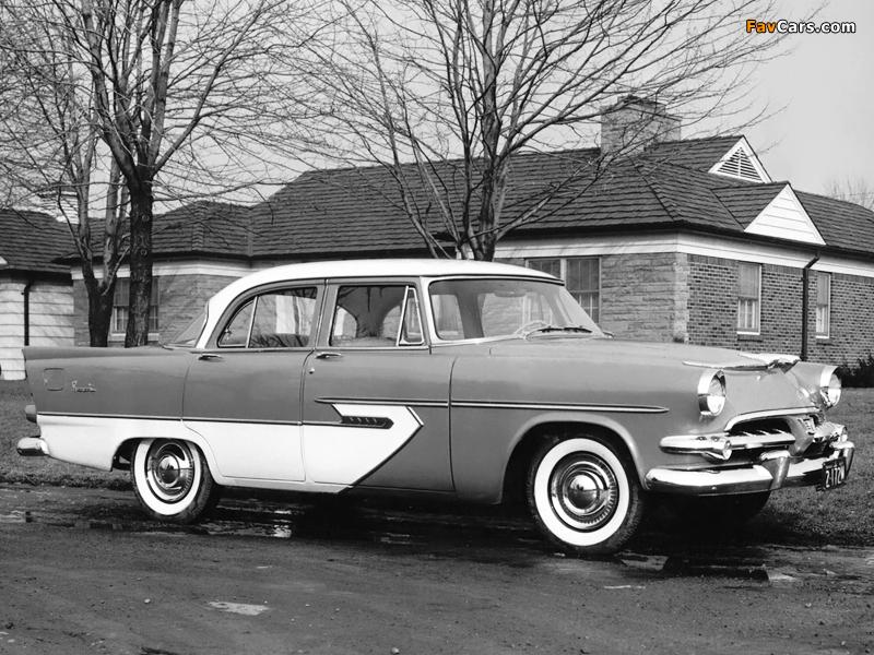 Photos of Dodge Regent Sedan 1956 (800 x 600)
