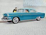 Dodge Custom Royal Sedan (D55-3) 1955 wallpapers