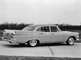 Dodge Royal Sedan 1957 wallpapers