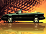 Dodge Shadow Convertible 1991–93 photos