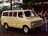 Dodge Custom Sportsman Wagon 1977 pictures