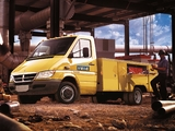 Dodge Sprinter Chassis Cab 2002–06 wallpapers
