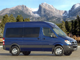 Dodge Sprinter 144 High Roof 2006–09 images