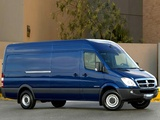 Dodge Sprinter Van 170 2006–09 images