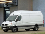 Dodge Sprinter Van 170 2006–09 photos