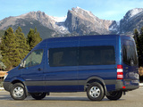 Dodge Sprinter 144 High Roof 2006–09 pictures