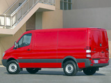 Photos of Dodge Sprinter Van 144 2006–09