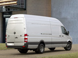 Pictures of Dodge Sprinter Van 170 2006–09