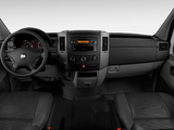 Dodge Sprinter Van 144 2006–09 wallpapers
