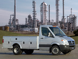 Dodge Sprinter Chassis Cab 2006–09 wallpapers