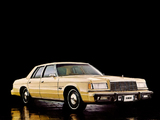 Dodge St.Regis 4-door Pillared Hardtop Sedan (EH42) 1980 wallpapers