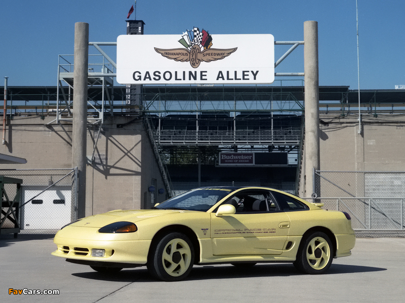 Dodge Stealth Indy 500 Pace Car 1991 photos (800 x 600)