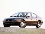 Dodge Stratus 1994–2000 images