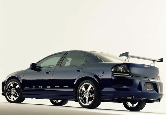 Dodge Stratus Turbo Sema 2002 Images