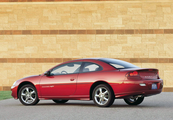Photos Of Dodge Stratus Rt Coupe 200104