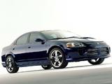 Photos of Dodge Stratus Turbo SEMA 2002