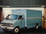 Dodge Tradesman CB300 Cary Van 1977 wallpapers