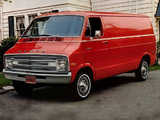 Images of Dodge Tradesman Maxivan 1977