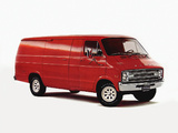 Photos of Dodge Tradesman Maxivan 1977