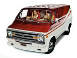 Pictures of Dodge Street Van 1976–77