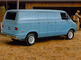 Dodge Tradesman Maxivan 1977 wallpapers