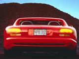 Dodge Viper RT/10 1992–95 images