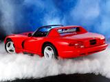 Dodge Viper RT/10 1992–95 photos