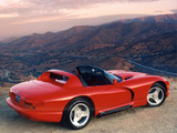 Dodge Viper RT/10 1992–95 pictures