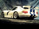 Dodge Viper GTS-R Race Car Prototype 1995 images