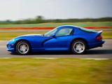 Dodge Viper GTS 1996–2002 images
