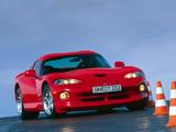 Dodge Viper GTS 1996–2002 photos