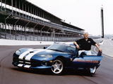 Dodge Viper GTS Indy 500 Pace Car 1996 pictures