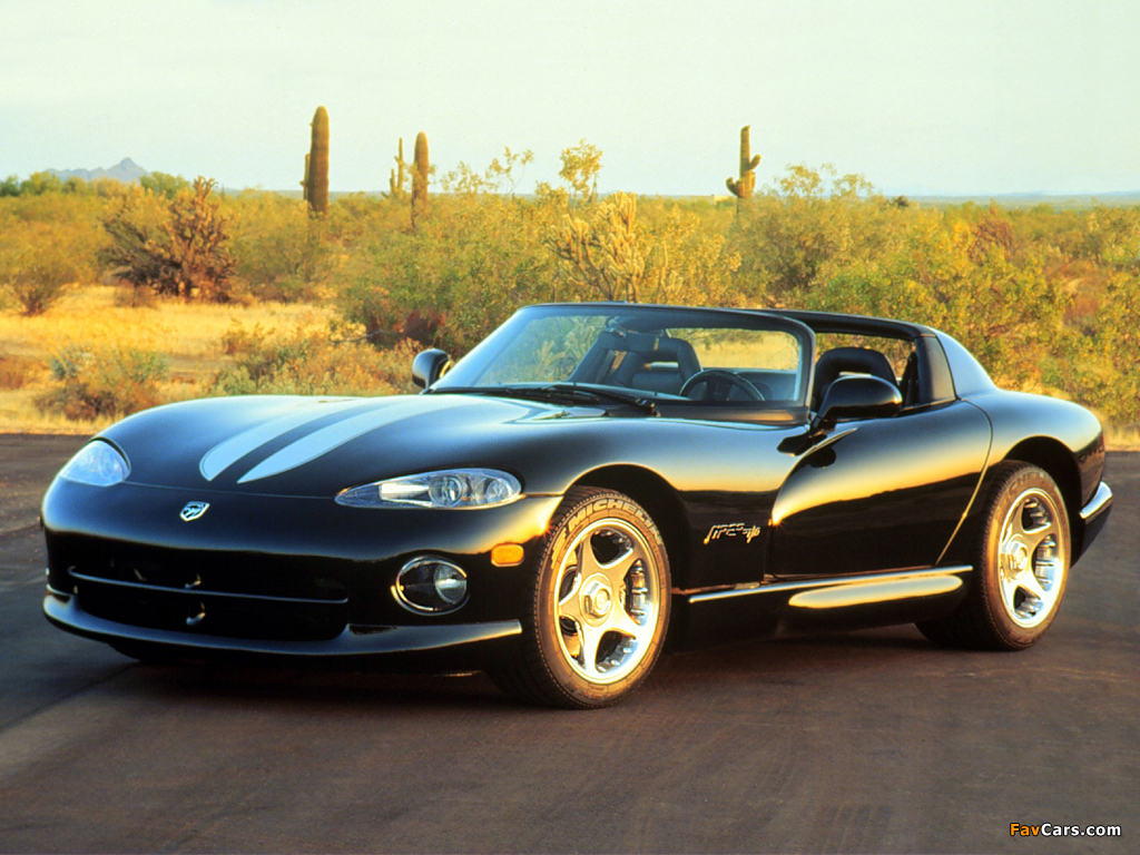 Dodge Viper RT/10 1996–2002 pictures (1024 x 768)