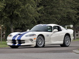 Dodge Viper GTS-R GT2 Championship Edition 1998 images