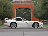 Dodge Viper GTS-R GT2 Championship Edition 1998 pictures